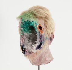 "David Altmejd, ""Emerald Vent"", 2015."