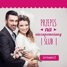 Ślub Pełen Miłości. Sprawdź >>