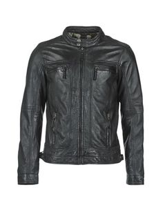 Leather Jacket, Jackets, Fashion, Studded Leather Jacket, Down Jackets, Moda, La Mode, Leather Jackets, Fasion