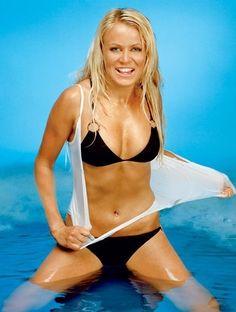 La futbolista sueca Josefine Oqvist está en los JJOO de Londres.