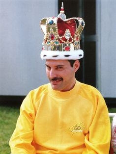 My fave Queen, Freddy Mercury Queen Freddie Mercury, Freddie Mercury Meme, Freddie Mercury Birthday, Rami Malek Freddie Mercury, Brian May, John Deacon, Tatouage Freddie Mercury, Freddie Mercuri, Rock Y Metal