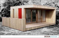 Shedworking: Garden office: Marcus Hofbauer