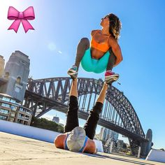 Listen up Sydney!!! Come join us in support of @CancerCouncil Australia!  We are teaching an #ACROVINYASA class TODAY at 5:45pm right by the Harbour Bridge (Hickson Road Reserve) and we would love to see you there! All proceeds go to the Cancer Council to support the amazing work they do. Your support helps them beat breast and gynaecological cancers through prevention programs support services and much needed ongoing research.  Sign up here and we'll see you on the mat…