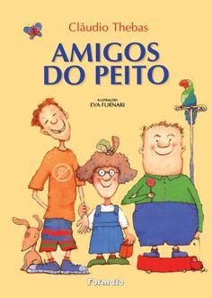 Livro Amigos do Peito - ISBN 9788572085694