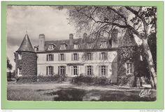 Frankreich - VAUGRIGNEUSE : Le Château. 2 Scans. Edition Estel, Format CPA