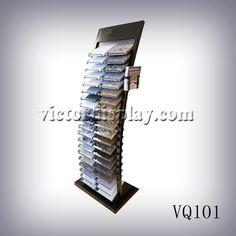 Xiamen Victor Industry & Trade Co., Ltd provide quality stone display rack,granite display rack,marble slab rack,tile display rack,display rack for quartz stones. More stone display rack design please visit www.victordisplay.com
