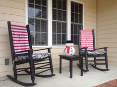 ROCKING CHAIR COVERS
