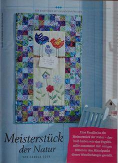 Mein Quilt in der Lena Patchwork | Flickr - Photo Sharing!