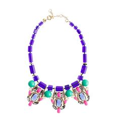 Archipelago necklace: JCREW