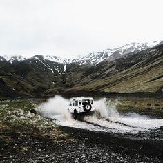 unitedbyblue:  Adventure is worthwhile. #bluemovement photo by @mattscorte in Iceland