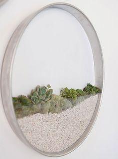 Estos jardines verticales son mejor que cualquier cuadro que quieras colgar en la pared | Upsocl