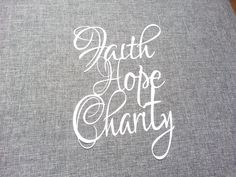 Papercut Template,  Commercial Use - Faith Hope Charity Papercut Template by Peppermint Purple - pinned by pin4etsy.com