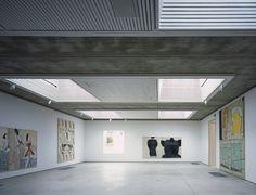 Jerword gallery, inside. Sussex