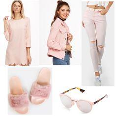 SheIn, SheInside, trends of 2017 - Pastel Pink