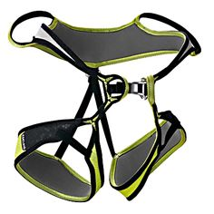 Edelrid Loopo Harness | An ultra light harness for performance oriented sport, indoor and competition climbing.  |  at www.weighmyrack.com #rock #climbing #gear