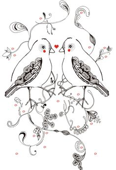 Oh!!!  Next tattoo!!  Add in a bluebird for Jess and a hummingbird for Joce and it'd be perfect....
