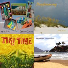 Beach Colors- Playlist of Island tunes by Marty Nickel
