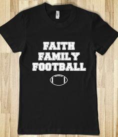 Faith, Family, Football i need this for Friday night football! Football Fever, Football Baby, Cowboys Football, Sport Football, Football Shirts, Football Coach Wife, Football Is Life, Football Season, Coaches Wife