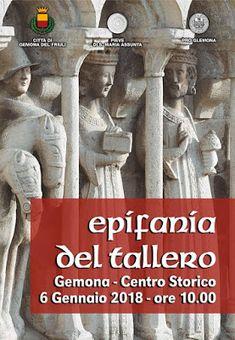 Italia Medievale: Epifania del Tallero a Gemona (UD)