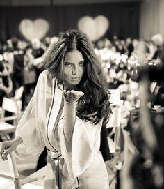Victoria's Secret Backstage 2012