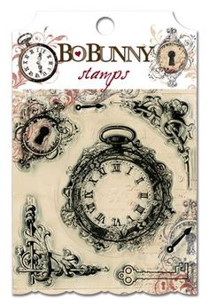 BoBunny: INTRODUCING: our new Timepiece line