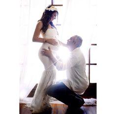Jennifer Stano David maternity photo shoot