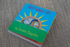 Hey! Wake Up! by Sandra Boynton activities by Baby Book Club including a #kidsyoga sequence by Kids Yoga Stories