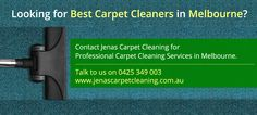 Looking for best carpet cleaners in Melbourne. Visit http://jenascarpetcleaning.com.au/