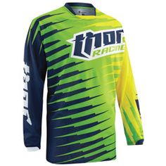Thor Phase Rift Vented Youth Jersey 2015   Riding Gear   Rocky Mountain ATV/MC