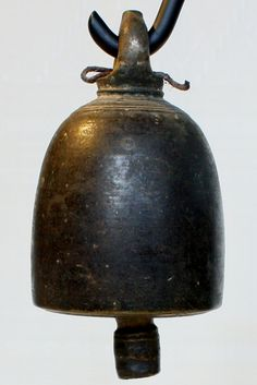 Asian Antique bronze temple bell available from http://www.sabaidesignsgallery.com/