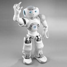 Your next math teacher could be a robot. Nao Robot as math teacher Educational Technology, Science And Technology, Educational Robots, Ai Artificial Intelligence, Humanoid Robot, Robot Design, Shake Hands, Autistic Children, A Classroom