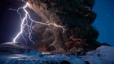 暗い嵐 自然の力 自然 高解像度で壁紙