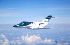 Honda Aircraft - The mass-production model Honda Jet succeeded at its first flight Dassault Falcon 7x, 2015 Honda Fit, Honda Jet, Private Plane, Private Jets, Japan News, Automobile Industry, Used Cars, Cars For Sale