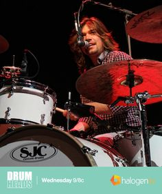 Tomorrow's #DrumHeads @ 9/8c features @HansonMusic! 20 yearslater, these brothers know how to kill it on stage!  www.drumheads.tv
