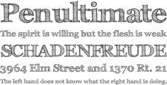 Free Font FFF Tusj by Magnus Cederholm | Font Squirrel