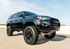 10 Lifted 5th Gen 4Runners that will Inspire Your 4Runner Build Toyota Trucks, Toyota 4runner, Toyota Lift, Black Rhino Wheels, 4runner Accessories, Nitto Ridge Grappler, Mod List, Lexus Gx