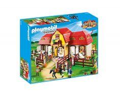 Toyplanet - juguetes online - Granja de ponis con establo