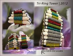 Vessel:  Tri-Ring Tower  |  2012