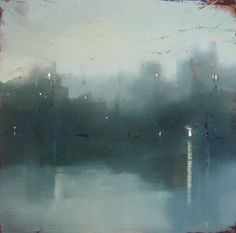 painting Central Park #11