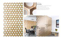 Anello Natura textured divider | Soelberg