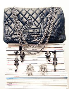 Chanel magic carpet ride...