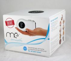Me Elos Smooth Professional At Home Hair Removal Kit Open Box