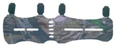 "NEET PRODUCTS INC 13"""" Saddle Cloth Armguard Infinity Breakup PA+ NRGL, EA"
