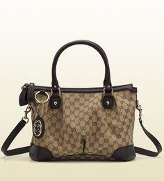 'sukey' medium top handle bag with detachable inter ...