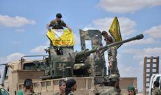 قوات سوريا الديمقراطية تواصل تقدمها بالرقة وتسيطر على حي جديد