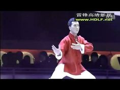 Donnie Yen Wing Chun and Tai Chi performance