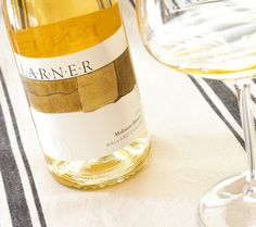 2013 Larner Malvasia Bianca Ballard Canyon Santa Barbara County, Wine Recipes, Wines, Bottle, Food, Flask, Essen, Yemek, Jars