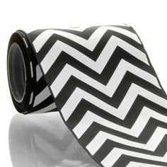 "Just in!  3"" Chevron Grosgrain Ribbon is available at the HairBow Center!  Find a large variety of chevron ribbon prints to purchase in 3/8"", 7/8"", 1.5"" and 3"" widths and a large number of colors!"