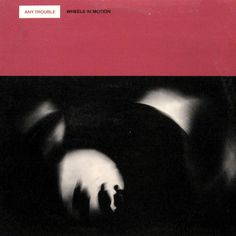 Peter Saville - Any Trouble 'Wheels in motion' cover, 1981