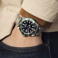 Nothing beats that feeling when the research pays off, especially when it comes to investing in a lifetime purchase with a story attached, like this anniversary Rolex Submariner ref.